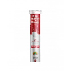 Sunlife Multivitamin+Mineral 20 Efervesan Tablet