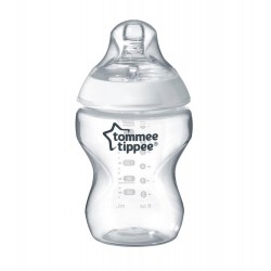 Tommee Tippee Closer to Nature PP Biberon 260 ml Beyaz