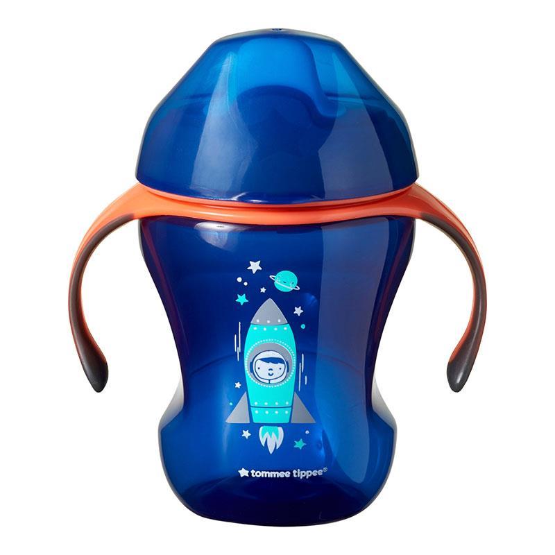 Tommee Tippee Kolay İçilebilir Alıştırma Bardağı 230 ml - Mavi