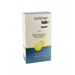 Tonimer Baby Sprey 100 ml 1 Aspiratör ve 3 Adet Yedek Uç Hediyeli