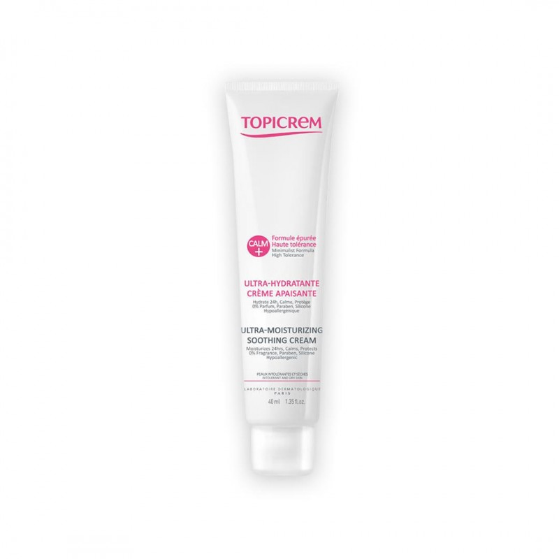 Topicrem Calm Ultra Moisturizing Soothing Cream 40 ml