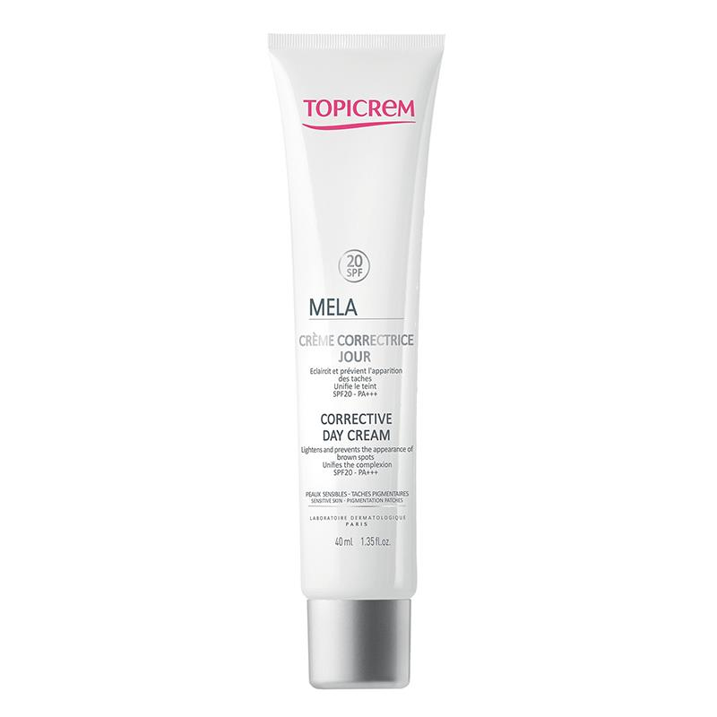Topicrem Mela Corrective Day Cream Spf20 40 ml