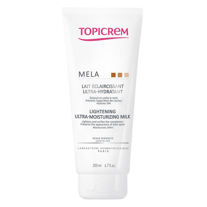 Topicrem Mela Lightening Ultra Moisturizing Milk 200 ml