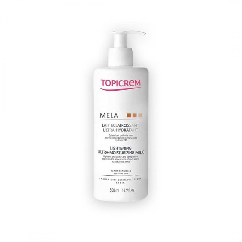 Topicrem Mela Lightening Ultra Moisturizing Milk 500 ml