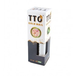 TTO Gold Nail Tırnak Solüsyonu 10 ml