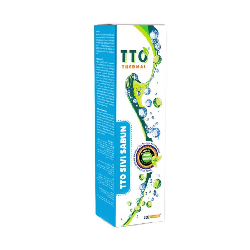 TTO Thermal Sıvı Sabun 250 ml