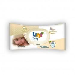 Uni Baby Sensitive Islak Bebek Havlusu 56'lı