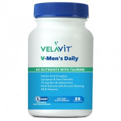 Velavit V-Men's Daily 30 Tablet