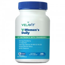 Velavit V-Womens Daily 30 Tablet