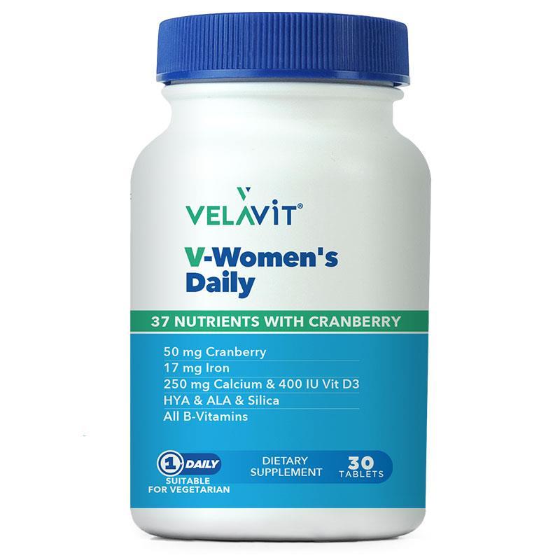 Velavit V-Womens Daily 30 Tablet
