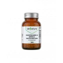 VeNatura Fosfotidilserin ve Omega-3 30 Yumuşak Kapsül