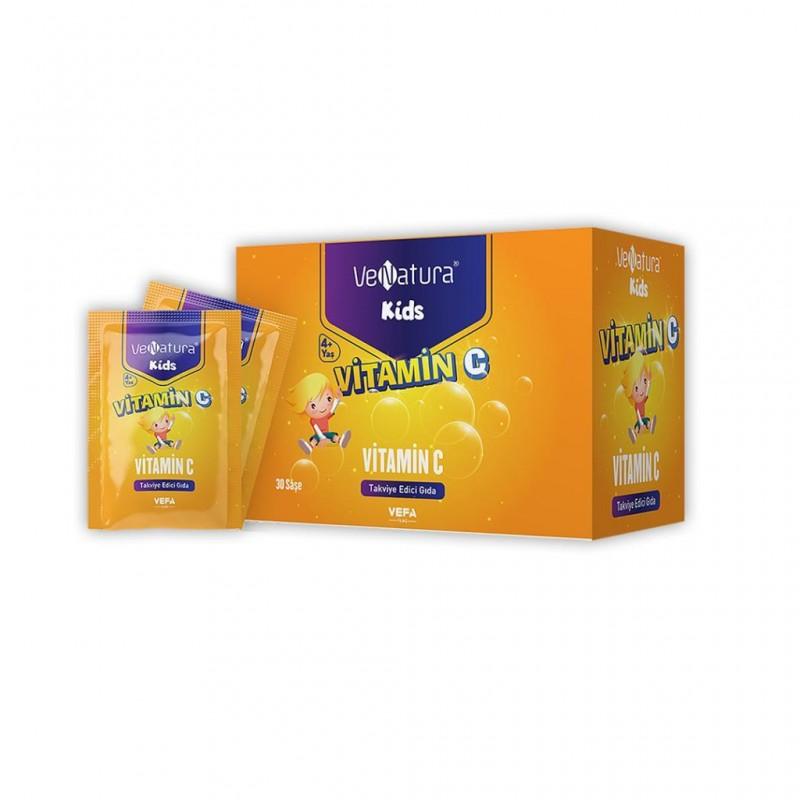 VeNatura Kids Vitamin C 30 Saşe