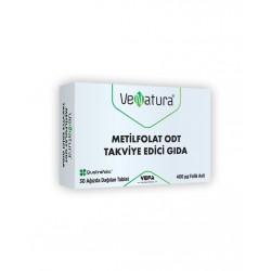 VeNatura Metilfolat Odt  30 Tablet