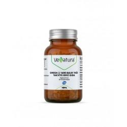 VeNatura Omega 3 1600 30 Kapsül