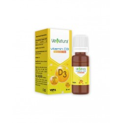 VeNatura Vitamin D3 20 ml Damla