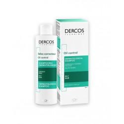 Vichy Dercos Oil Control 200 ml Yağlanma Karşıtı Şampuan