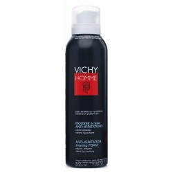 Vichy Homme Shaving Foam 200 ml