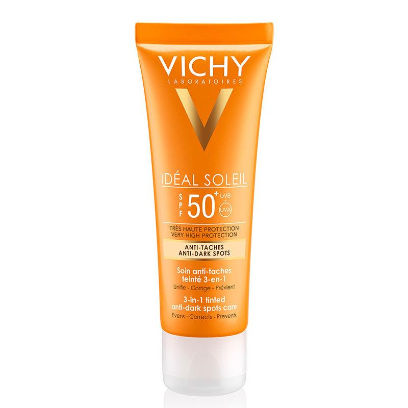 Vichy Ideal Soleil Anti-Dark Spots Spf50 50 ml