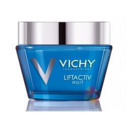 Vichy Liftactiv Nuit 50 ml Kırışıklık ve Sıkılık Kaybına Gece Kremi