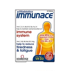Vitabiotics_Immunace 30 Tablet Multivitamin