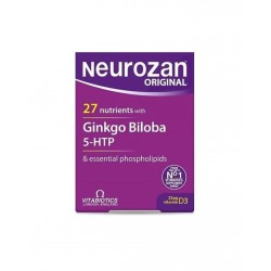 Vitabiotics Neurozan Original 30 Tablet