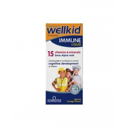 Vitabiotics Wellkid Immune Liquid 150 ml