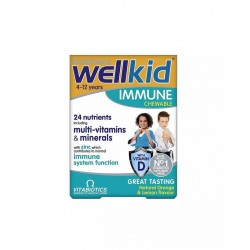 Vitabiotics Wellkid Immune Chewable 30 Tablet