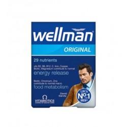 Vitabiotics Wellman 30 Tablet