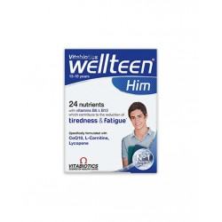 Vitabiotics Wellteen Him 30 Tablet