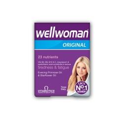 Vitabiotics Wellwoman 60 Tablet
