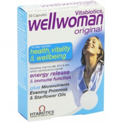 Vitabiotics Wellwoman 30 Tablet