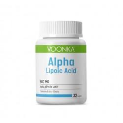 Voonka Alpha Lipoic Acid 32 Kapsül