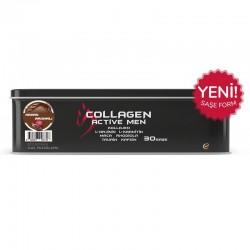 Voonka Collagen Active Men Kakao Aromalı 30 Saşe