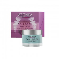 Voonka Collagen Beauty Blue Hyaluronic Acid Cream 50 ml