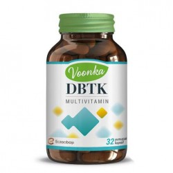 Voonka DBTK Multivitamin 32 Kapsül