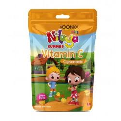 Voonka Kids Niloya Gummies Vitamin C Çiğnenebilir 60 Adet