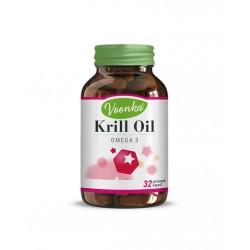 Voonka Krill Oil Omega 3 32 Kapsül