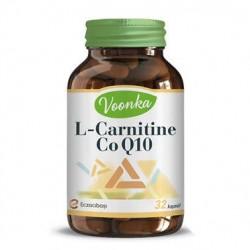 Voonka L-Carnitine CoQ10 32 Kapsül
