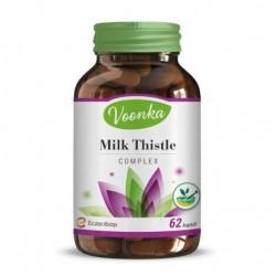 Voonka Meryem Ana Dikeni Tohum Ekstresi (Milk Thistle) 62 Kapsül