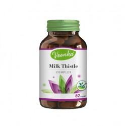 Voonka Milk Thistle 62 Kapsül