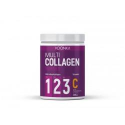 Voonka Multi Collagen Powder + Vitamin C 300 gr