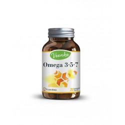 Voonka Omega 3-5-7 32 kapsül