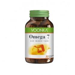 Voonka Omega 7 Kir İğdesi Yağı 32 Kapsül