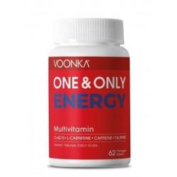 Voonka One & Only Energy 62 Kapsül