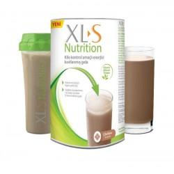 XLS Nutrition Çikolata Aromalı Kilo Kontrol Amaçlı Enerjisi Azaltılmış Gıda + Shaker Hediyeli