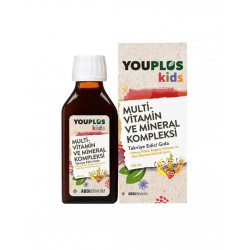 Youplus Kids Multivitamin 100 ml