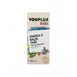 You-plus Kids Omega-3 100 ml