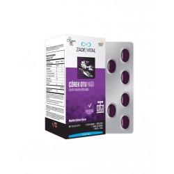 Zade Vital Çörek Otu Yağı Blister 30 Kapsül