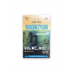 Zade Vital Magnezyum 60 Bitkisel Sert Kapsül