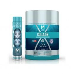 Zade Vital Marine Collagen + Hyaluronic Acid 14 Flakon